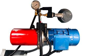 Air Hydraulic Combination System